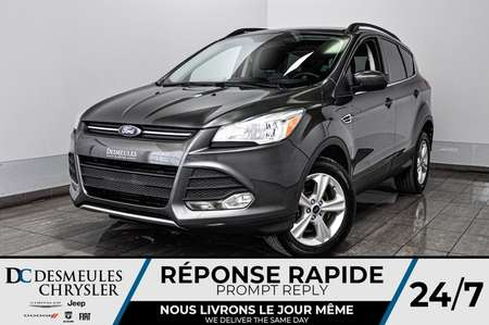 2016 Ford Escape SE + bancs chauff + cam recul + a/c for Sale  - DC-D1686  - Desmeules Chrysler