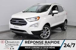 2018 Ford EcoSport Titanium + bancs chauff + a/c + toit ouv + cam  - DC-20374A  - Desmeules Chrysler