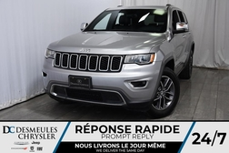 2017 Jeep Grand Cherokee Limited * Cam Rec * Bancs Chauff  - DC-M1174  - Desmeules Chrysler