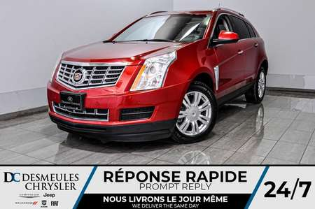 2014 Cadillac SRX Luxury+ a/c + bancs chauff + bluetooth + cam recul for Sale  - DC-D1909  - Desmeules Chrysler