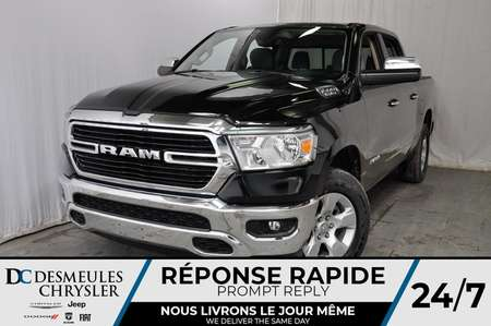 2019 Ram 1500 Big Horn Crew Cab for Sale  - DC-90526  - Desmeules Chrysler