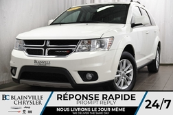 2017 Dodge Journey SXT  - BC-70545  - Desmeules Chrysler