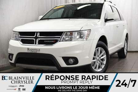 2017 Dodge Journey SXT for Sale  - BCDL-70545  - Blainville Chrysler