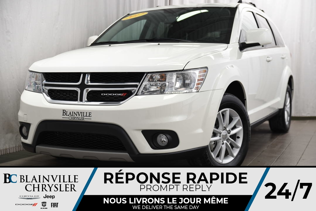 2017 Dodge Journey  - Blainville Chrysler
