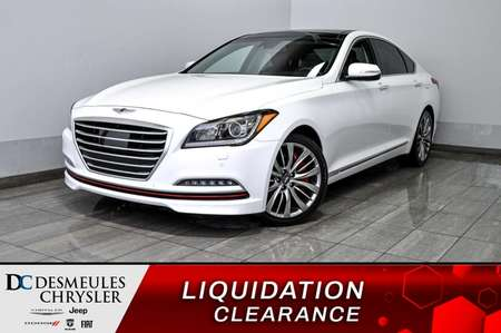 2015 Hyundai GENESIS 5.0 + bancs chauff + bluetooth + toit ouv + cam for Sale  - DC-D1907  - Blainville Chrysler