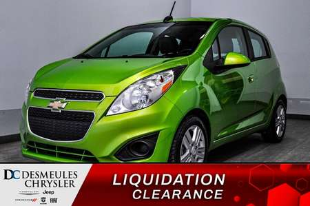 2015 Chevrolet Spark LS *A/C for Sale  - DC-D1649  - Desmeules Chrysler