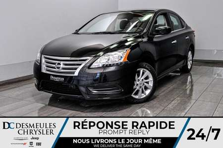 2015 Nissan Sentra 1.8 S + bancs chauff + cam recul + bluetooth for Sale  - DC-D1911  - Blainville Chrysler