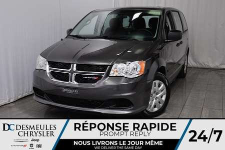 2017 Dodge Grand Caravan SE * 7 Passagers for Sale  - DC-M1270  - Blainville Chrysler