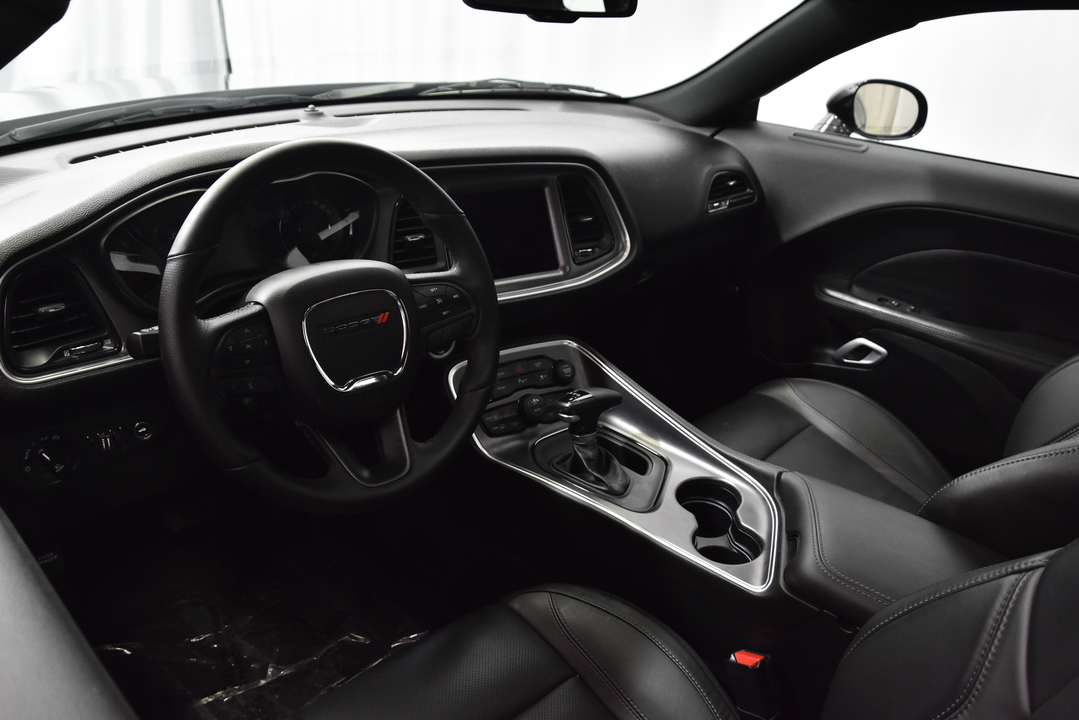 2018 Dodge Challenger  - Desmeules Chrysler