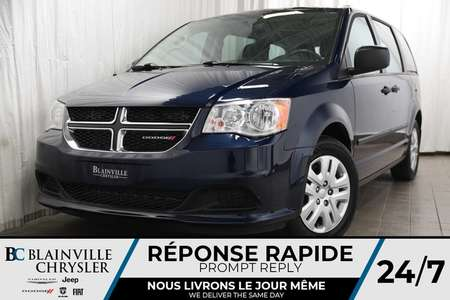 2014 Dodge Grand Caravan 51$/SEM + SE + V6 3.6L + 7 PLACES + CLIM 3 ZONES for Sale  - BC-80389A  - Blainville Chrysler