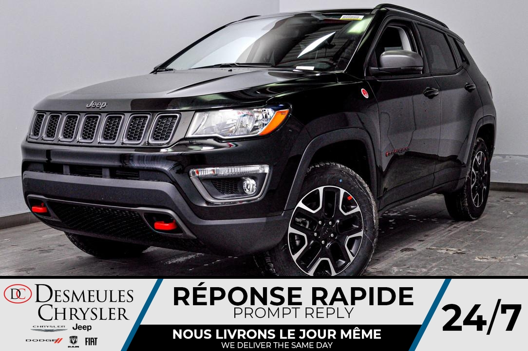 2020 Jeep Compass  - Desmeules Chrysler
