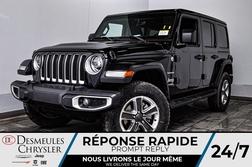 2020 Jeep Wrangler Unlimited Sahara + UCONNECT + WIFI *158$/SEM  - DC-20106  - Blainville Chrysler
