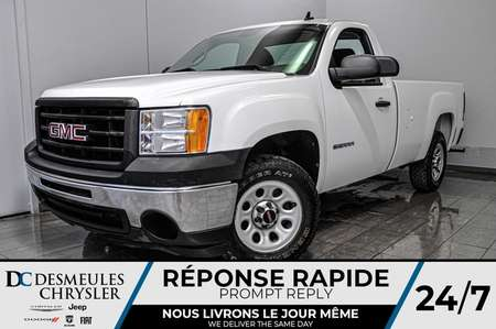 2010 GMC Sierra 1500 Work Truck *A/C for Sale  - DC-D1642  - Blainville Chrysler