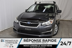 2015 Subaru Impreza Wagon 2.0i * Cam Rec * A/C * Rack à toit * 71$/Semaine  - DC-M1350  - Desmeules Chrysler