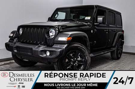 2020 Jeep Wrangler Unlimited Sport Altitude + BANCS CHAUFF *147$/SEM for Sale  - DC-20095  - Desmeules Chrysler