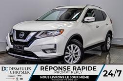 2018 Nissan Rogue S + BANCS CHAUFF + CAM RECUL  - DC-D1633  - Desmeules Chrysler