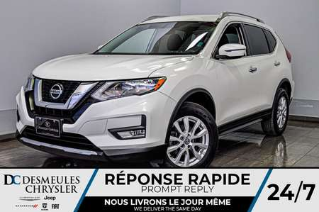 2018 Nissan Rogue S + BANCS CHAUFF + CAM RECUL for Sale  - DC-D1633  - Desmeules Chrysler