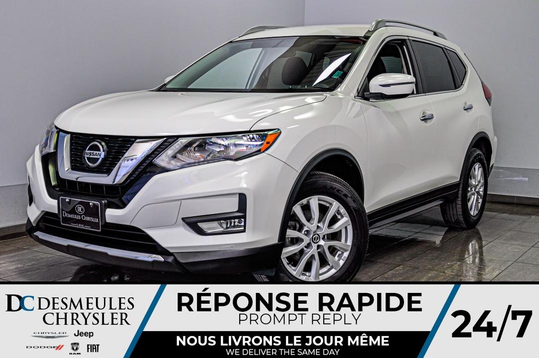 2018 Nissan Rogue  - Desmeules Chrysler