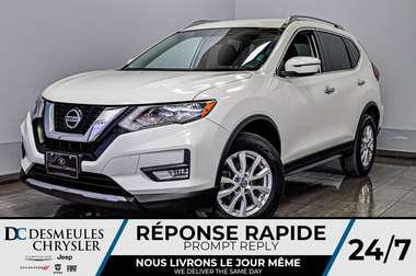 2018 Nissan Rogue S +