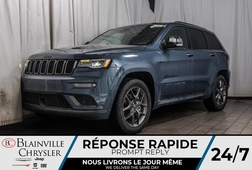 2020 Jeep Grand Cherokee Limited X  - BC-20192  - Desmeules Chrysler