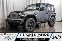 2020 Jeep Wrangler Sport  - BC-20019  - Blainville Chrysler
