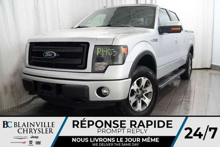 2014 Ford F-150 FX4 * MAGS * 4WD * BLUETOOTH * NAV * CLIM BI-ZONE for Sale  - BC-P1403  - Blainville Chrysler
