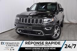 2018 Jeep Grand Cherokee Limited * Toit Ouvr Pano * Cam Rec * Démarr Dist  - DC-M1152  - Blainville Chrysler