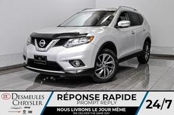 2016 Nissan Rogue S+ bancs chauff + toit ouv + bluetooth + cam recul  - DC-D1933  - Desmeules Chrysler