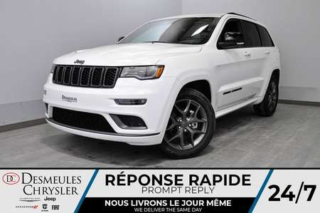2020 Jeep Grand Cherokee Limited X + BANCS CHAUFF + UCONNECT *151$/SEM for Sale  - DC-20183  - Blainville Chrysler