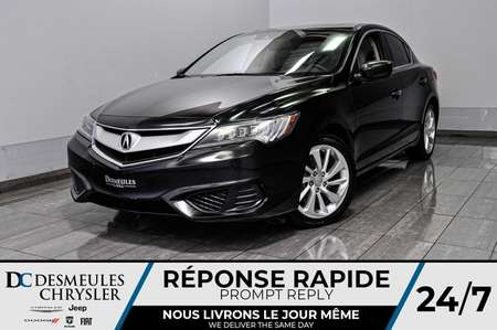 2016 Acura ILX a/c + bluetooth + cam recul + bancs chauff for Sale  - DC-D1922  - Desmeules Chrysler