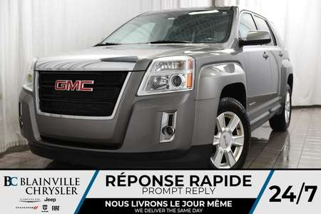2012 GMC TERRAIN 43$/SEM + SLE + CAM RECUL + MAGS + BLUETOOTH for Sale  - BC-90215A  - Blainville Chrysler