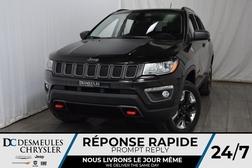 2017 Jeep Compass Trailhawk *A/C *Toit pano *Bout star *105$/sem  - DC-A1355  - Desmeules Chrysler