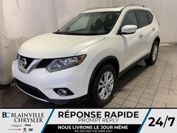 2015 Nissan Rogue S * BANCS CHAUFF * TOIT OUVRANT * AWD * MAGS *  - BC-P1558  - Desmeules Chrysler
