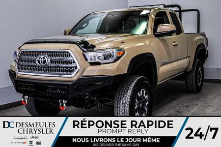 2017 Toyota Tacoma TRD Off Road *CAM RECUL  *GPS *A/C for Sale  - DC-D1656  - Blainville Chrysler