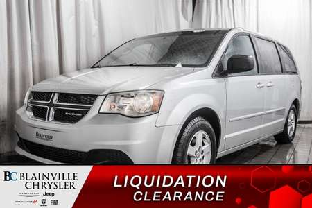 2011 Dodge Grand Caravan SXT * BLUETOOTH * CRUISE * A/C * STOW N GO * for Sale  - BC-90385C  - Blainville Chrysler