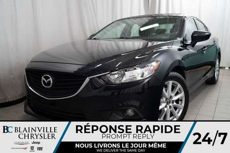 2014 Mazda Mazda6 i Touring * MAGS * BLUETOOTH * NAV * TOIT OUVRANT for Sale  - BC-P1359A  - Desmeules Chrysler