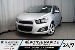 2014 Chevrolet Sonic LT * MAGS * BLUETOOTH * RADIO SATELLITE  - BC-P1425  - Desmeules Chrysler