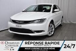 2016 Chrysler 200 NAV * Sièges & Volant Chauff. * Enter-N-Go  - DC-DE61946  - Desmeules Chrysler