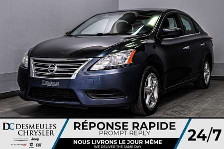 2013 Nissan Sentra S for Sale  - DC-A1645A  - Desmeules Chrysler