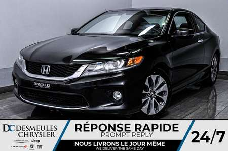 2013 Honda Accord EX-L + toit ouv + bancs chauff + bluetooth for Sale  - DC-D1659  - Blainville Chrysler