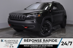 2020 Jeep Cherokee Trailhawk  + BANCS CHAUFF + UCONNECT *127$/SEM  - BC-20158  - Blainville Chrysler