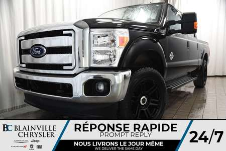 2015 Ford F-250 124$/SEM + SUPER DUTY XLT CREW CAB +6.7L V8 DIESEL for Sale  - BC-80387A  - Desmeules Chrysler