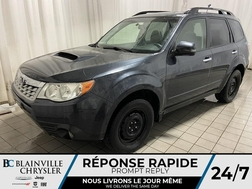2012 Subaru Forester 2.5XT * LIMITED * CUIR * TOIT PANO * FULL EQUIP *  - BC-P1541  - Desmeules Chrysler