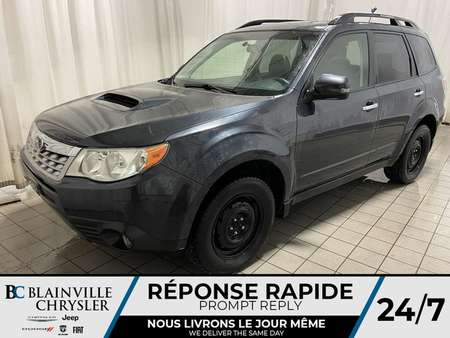 2012 Subaru Forester 2.5XT * LIMITED * CUIR * TOIT PANO * FULL EQUIP * for Sale  - BC-P1541  - Blainville Chrysler