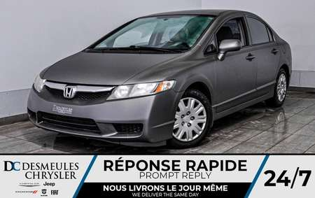 2010 Honda Civic DX + a/c for Sale  - DC-D1738  - Blainville Chrysler