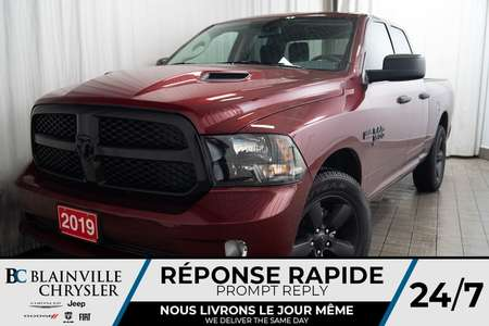 2019 Ram 1500 Classic Tradesman for Sale  - BC-90392  - Blainville Chrysler
