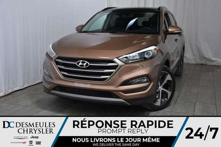 2016 Hyundai Tucson Limited * Toit Ouvr Pano * NAV * Cam Rec * AWD for Sale  - DC-M1221  - Desmeules Chrysler