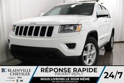2014 Jeep Grand Cherokee 71$/SEM + LAREDO + 4X4 + V6 3.6L + MAGS + TOIT  - BC-80232A  - Desmeules Chrysler