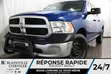 2014 Ram 1500 V8 5.7L + 4X4 + MAGS + CLIM + SIRIUS XM for Sale  - BC-P1127B  - Desmeules Chrysler