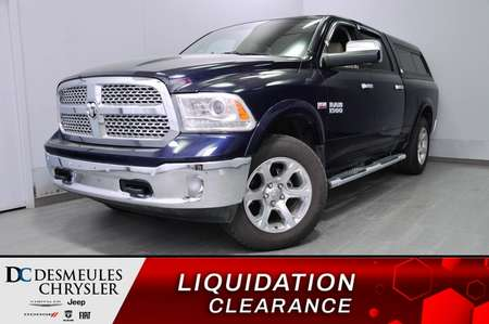 2017 Ram 1500 Laramie + bancs chauff + bluetooth + a/c for Sale  - DC-D1815  - Blainville Chrysler